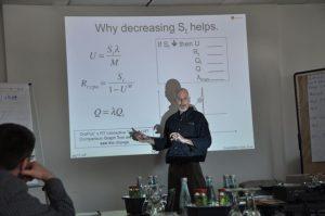 Craig in Frankfurt 2011