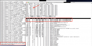 Oracle RAC 12.2. high CPU load from GDB (top)